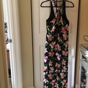 Brand new! Lush tropical floral dress